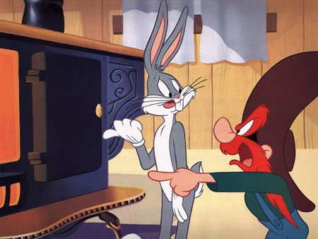 Get In There1 Yosemite Sam Cartoons